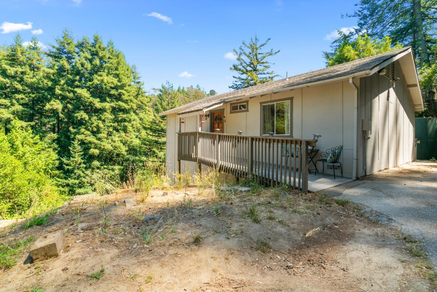 Detail Gallery Image 1 of 1 For 250 Old Ranch Rd, Santa Cruz,  CA 95060 - 3 Beds | 1 Baths