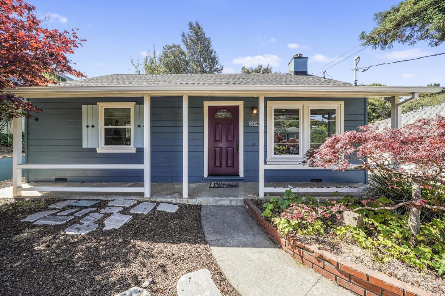 Detail Gallery Image 1 of 1 For 2705 Ponce Ave, Belmont,  CA 94002 - 2 Beds | 2 Baths
