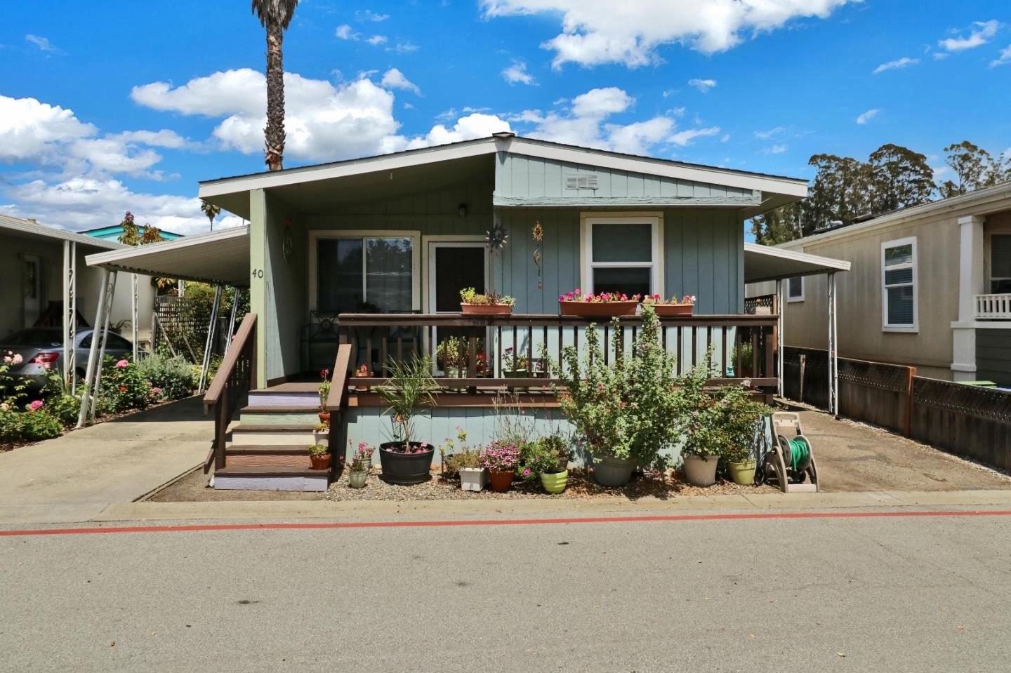 Detail Gallery Image 1 of 26 For 2630 Orchard St #40,  Soquel,  CA 95073 - 2 Beds   2 Baths