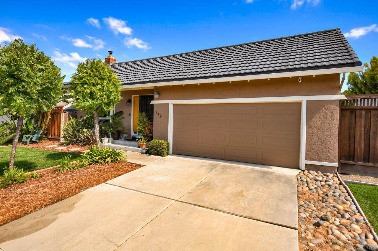 Detail Gallery Image 1 of 1 For 772 Amanda Dr, San Jose,  CA 95136 - 4 Beds   2 Baths