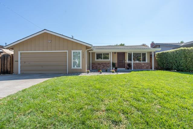 Detail Gallery Image 1 of 1 For 1426 Maria Way, San Jose,  CA 95117 - 4 Beds   2 Baths