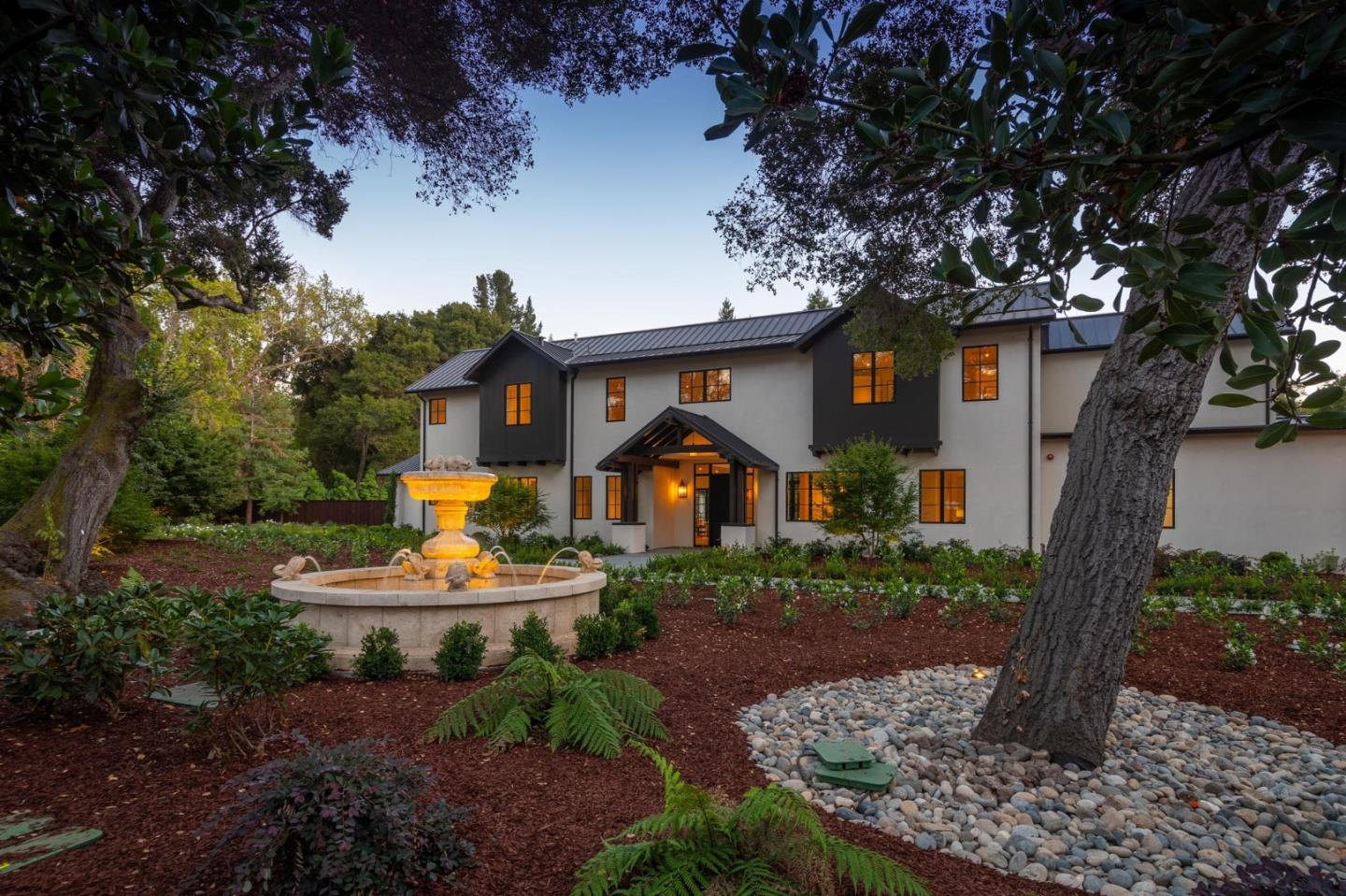Detail Gallery Image 1 of 45 For 52 Middlefield Rd, Atherton,  CA 94027 - 5 Beds | 6/2 Baths