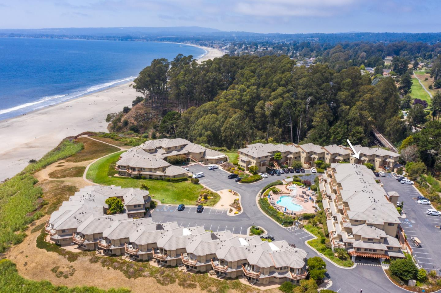 Detail Gallery Image 1 of 22 For 32 Seascape Resort Dr, Aptos,  CA 95003 - 2 Beds | 2/1 Baths