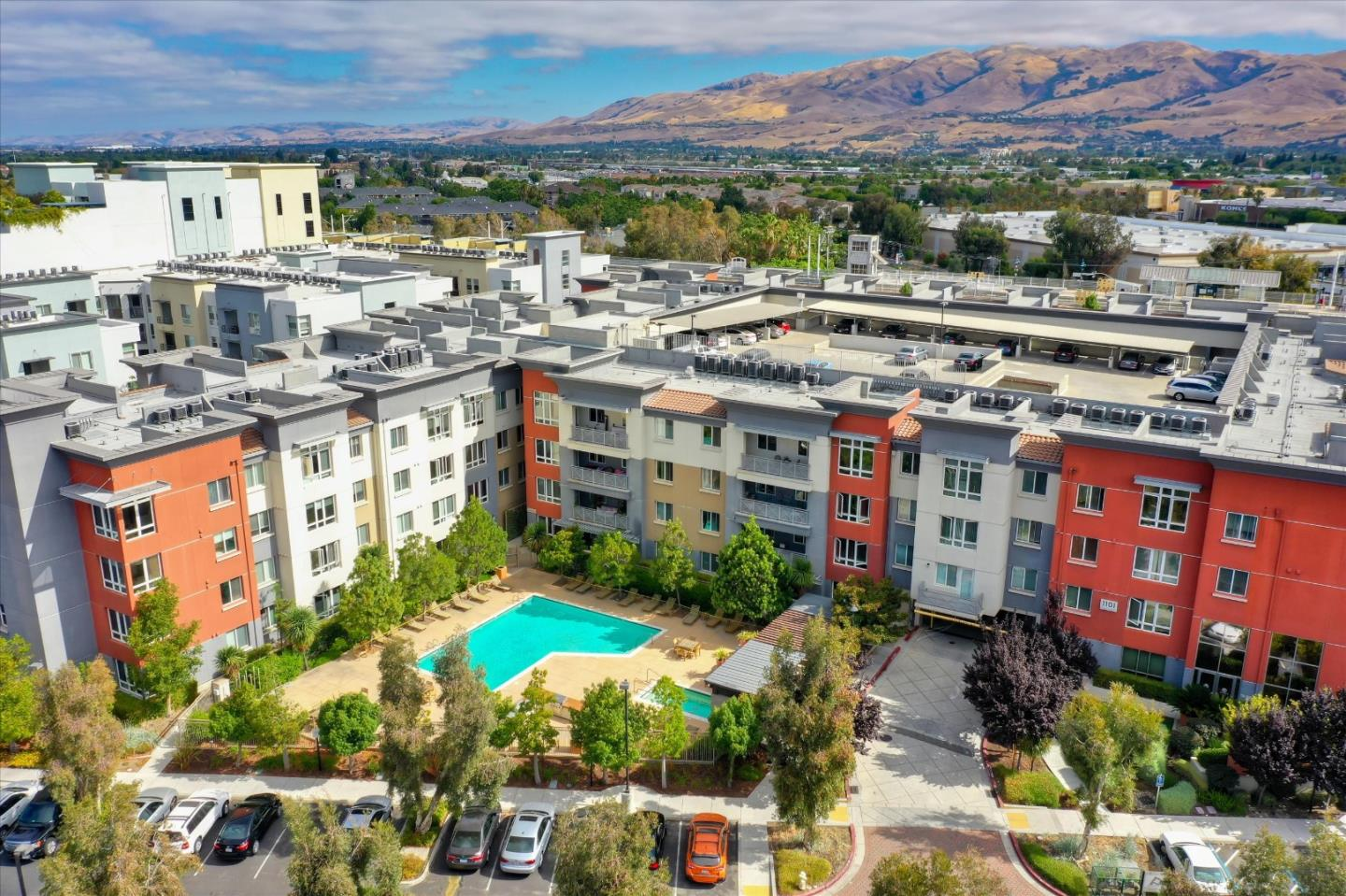 Detail Gallery Image 1 of 1 For 1101 S Main St #304,  Milpitas,  CA 95035 - 2 Beds | 2 Baths