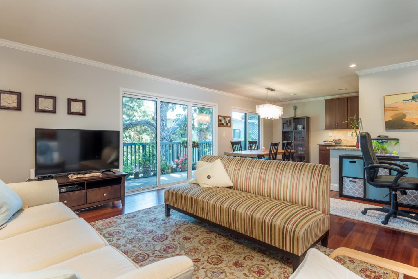 Detail Gallery Image 1 of 17 For 4108 George Ave #4,  San Mateo,  CA 94403 - 2 Beds | 2 Baths