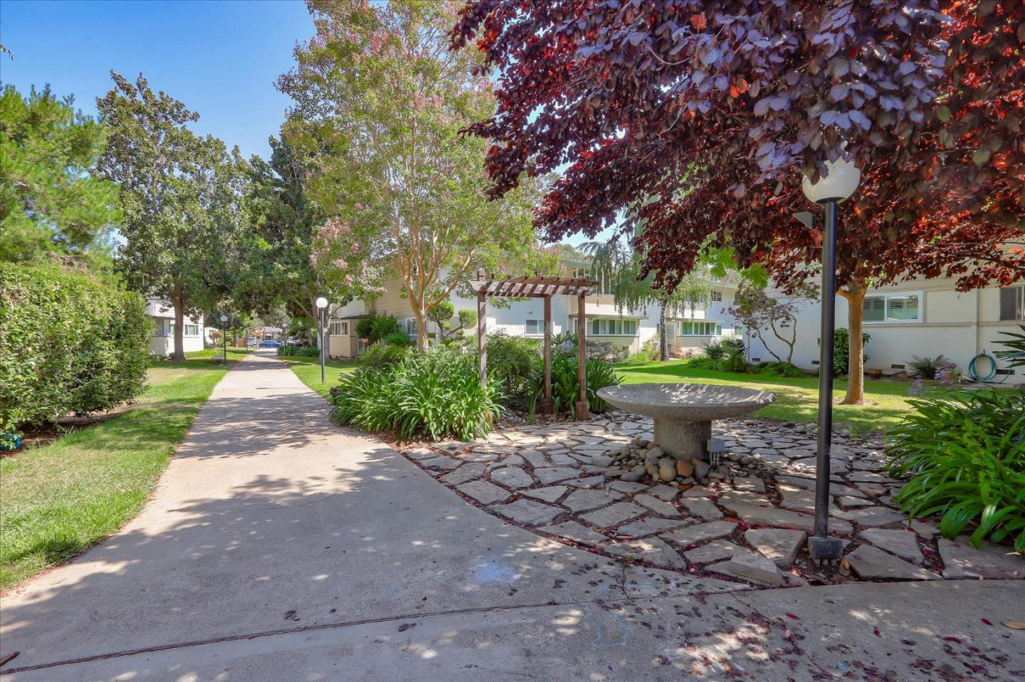 Amazing Location near Rinconada Hills Country Club! Close to Downtown Los Gatos, Los Gatos Creek Trail, Netflix, Bay Club Courtside gym, and Good Samaritan and Los Gatos Hospitals. Lovely, top floor renovated condo nested in the best place of the complex with tree-lined views out the back of the unit. Open floor plan with elegant finishes, including granite counter tops, stainless steel appliances, and recessed lighting throughout, Large bedroom has a custom-designed, built-in closet. HOA fees include the water and garbage. One covered parking space with plenty of visitor spaces. No rental restrictions. Easy access to all Los Gatos and Campbell have to offer including restaurants, shops, Farmers Market, Jack Fisher Family Park, Trader Joe's, Whole Foods, and much more. Great public schools: Marshall Lane Elementary, Rolling Hills Middle, and Westmont High. Disclosures available.
