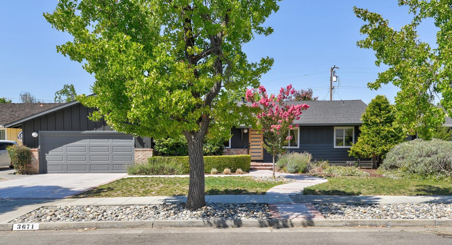 Detail Gallery Image 1 of 1 For 3671 Julio Ave, San Jose,  CA 95124 - 4 Beds | 2 Baths