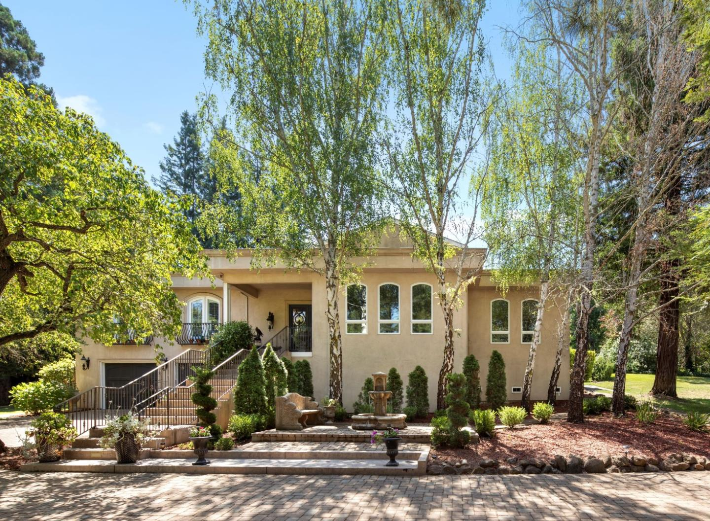 Detail Gallery Image 1 of 13 For 439 Walsh Rd, Atherton,  CA 94027 - 4 Beds   3/2 Baths