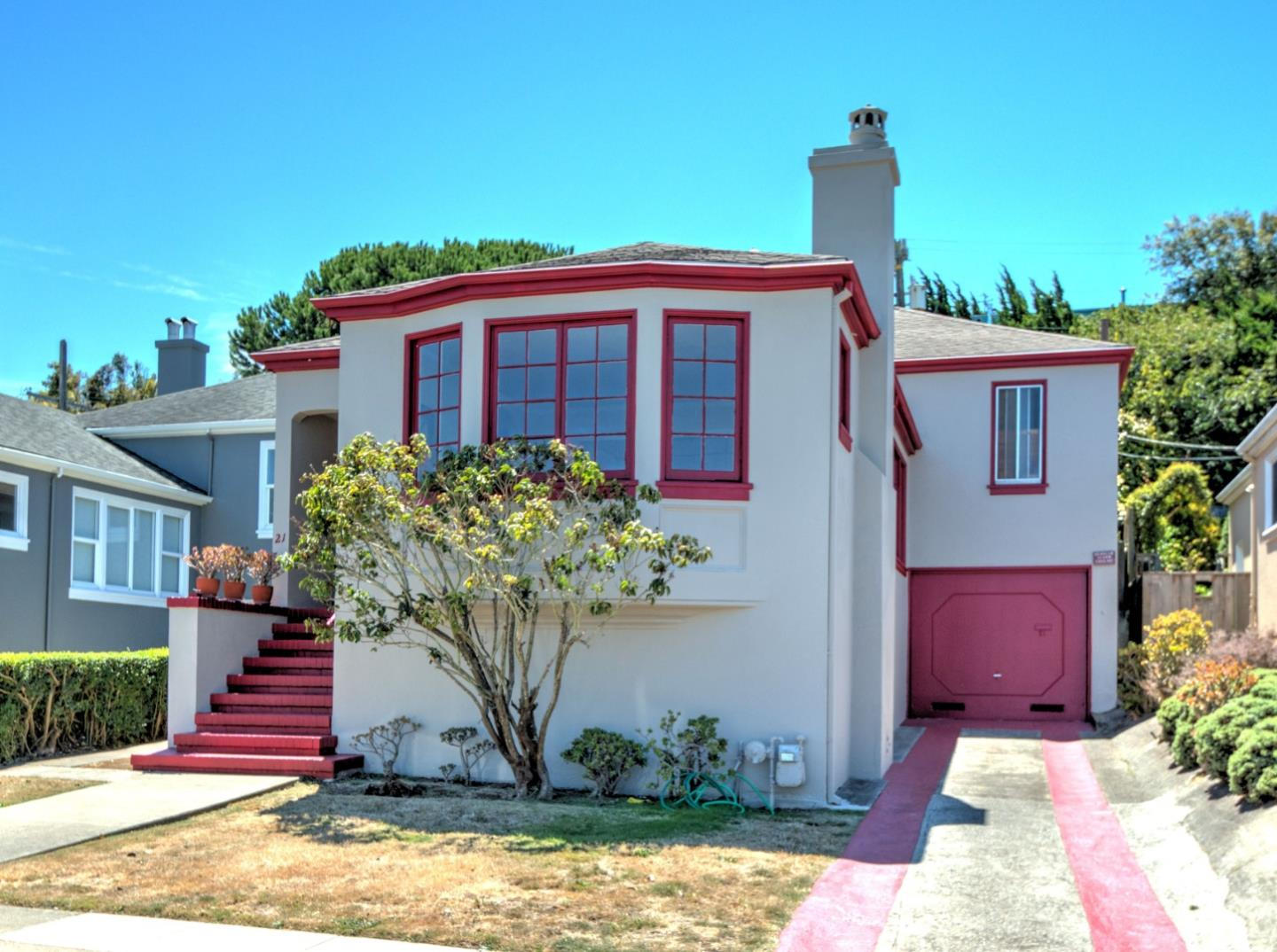 Detail Gallery Image 1 of 1 For 21 Toyon Ln, San Francisco,  CA 94112 - 2 Beds | 1 Baths