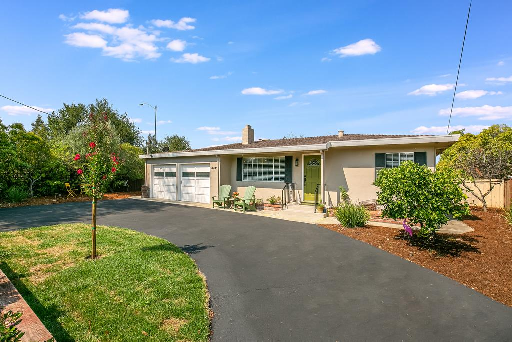 Detail Gallery Image 1 of 1 For 14345 Capri Dr, Los Gatos,  CA 95032 - 2 Beds   1 Baths