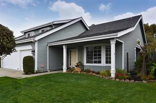 Detail Gallery Image 1 of 19 For 393 Thatcher Ln, Foster City,  CA 94404 - 3 Beds | 2/1 Baths
