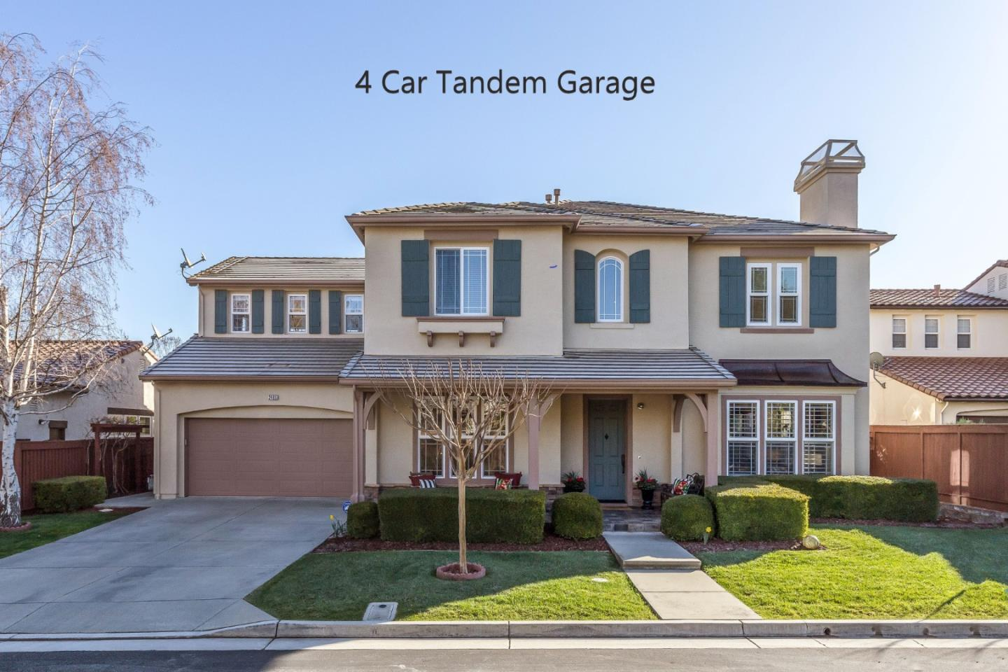 Detail Gallery Image 1 of 1 For 2485 Muirfield Way, Gilroy,  CA 95020 - 5 Beds | 4/1 Baths