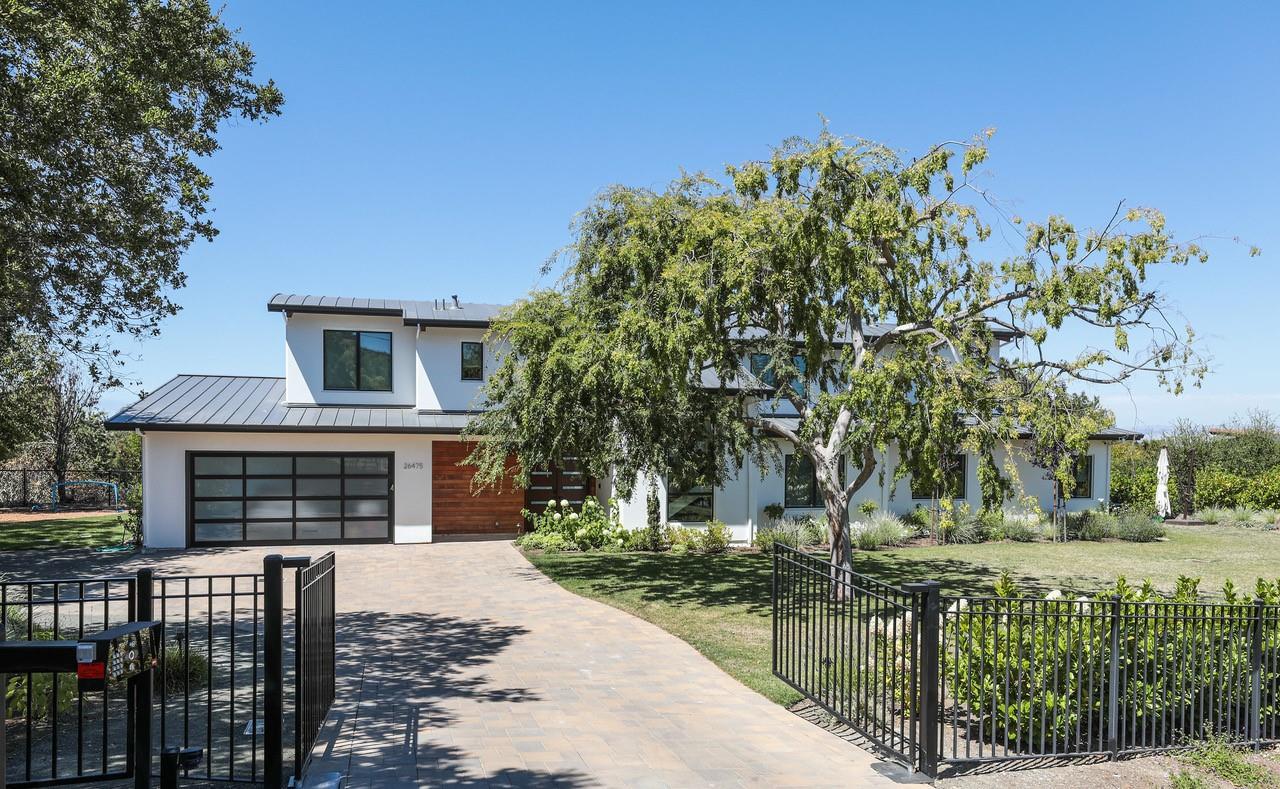 26475 Anacapa DR Los Altos Hills, CA 94022