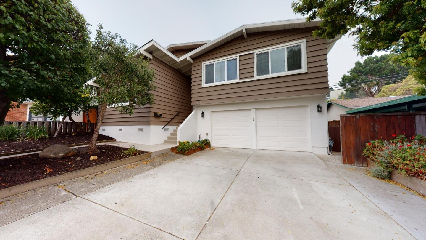 Detail Gallery Image 1 of 1 For 2110 Valleywood Dr, San Bruno,  CA 94066 - 4 Beds | 2 Baths