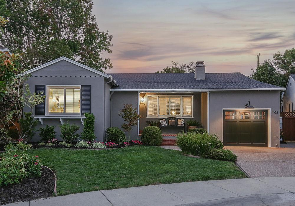 Detail Gallery Image 1 of 1 For 1108 Hamilton Ln, Burlingame,  CA 94010 - 2 Beds   2 Baths