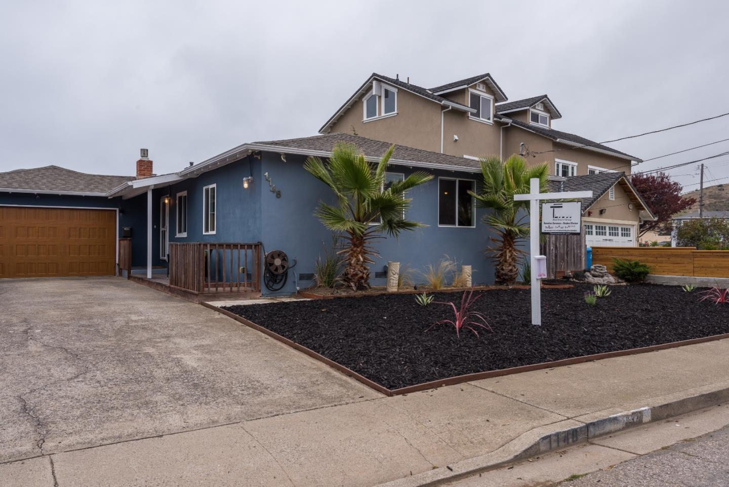 Detail Gallery Image 1 of 1 For 1148 Fernandez Way, Pacifica,  CA 94044 - 3 Beds | 1 Baths
