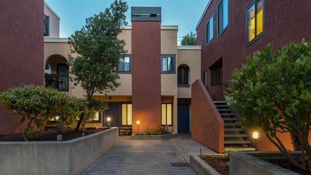 Detail Gallery Image 1 of 22 For 1 Elm St #401,  San Carlos,  CA 94070 - 2 Beds   2 Baths