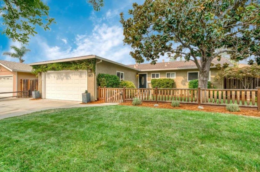 Detail Gallery Image 1 of 1 For 1069 Wallace Dr, San Jose,  CA 95120 - 3 Beds   2 Baths