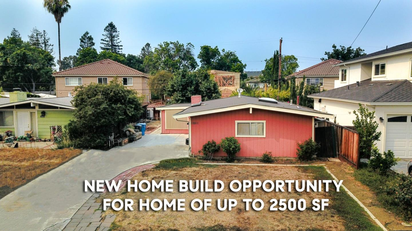 **www.18811Loree.com** Perfect opportunity to build or remodel your own custom home in a highly appreciating neighborhood of Cupertino with top rated schools.  The rectangular lot of over 5600 sf supports a new home of over 2500sf. The elementary, middle, and high schools for 18811 Loree are all accessible without crossing any major streets making it perfect for children who walk or bike to school.  Residents also have a choice of attending either Cupertino or Lynbrook High School, both of which are nationally ranked.  18811 Loree is also walkable to Main Street Cupertino, Cupertinos de facto downtown that will be expanding via the Vallco Town Center development.  The Vallco Town Center will serve as a world famous attraction in its own right with 400,000 sf of retail space and a rooftop hiking trail.  The neighborhood also provides quick access to all the bay area has to offer via Highway 280 and Lawrence Expressway.