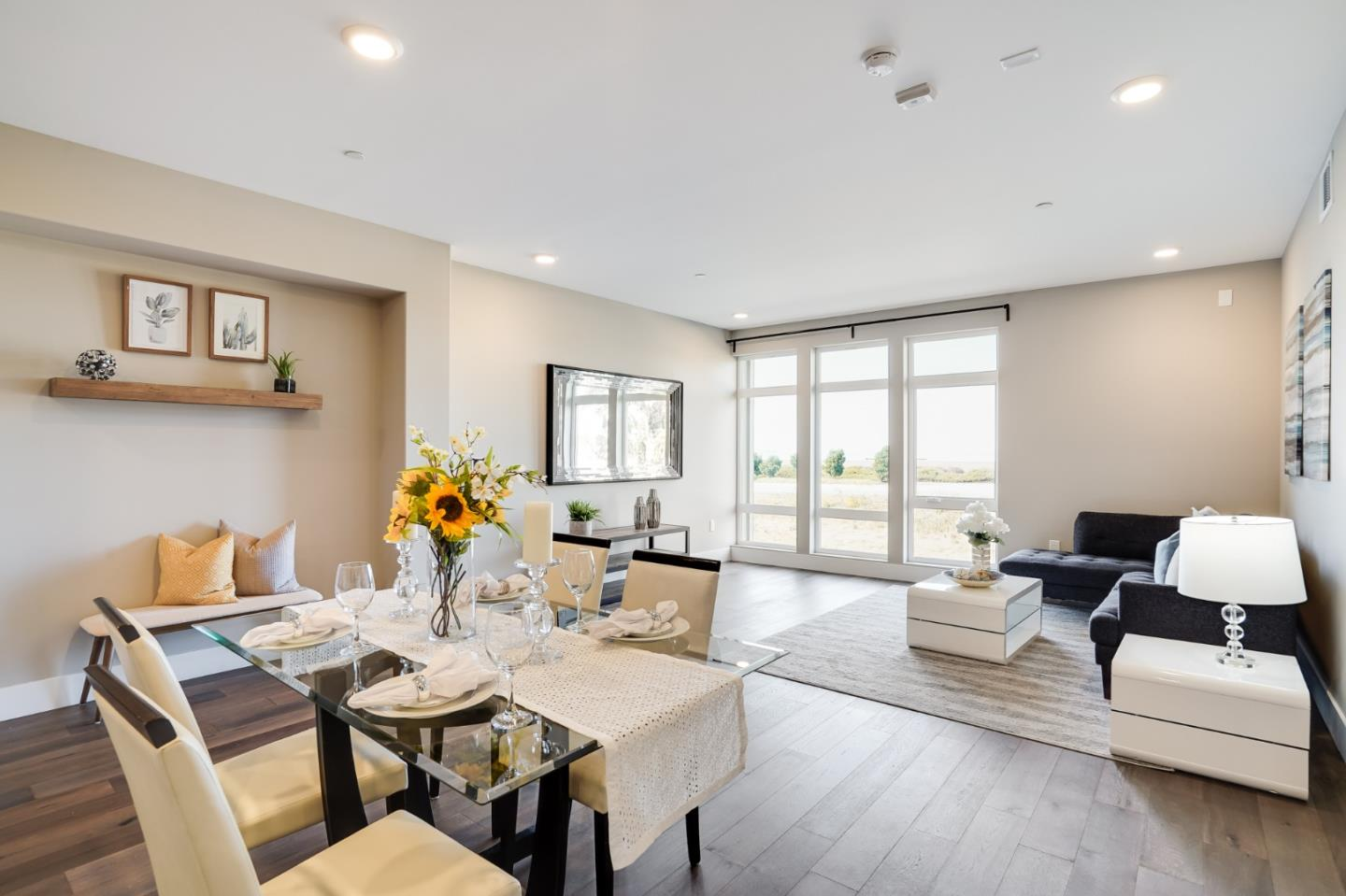 Detail Gallery Image 1 of 1 For 400 Mariners Island Blvd #104,  San Mateo,  CA 94404 - 3 Beds | 2 Baths