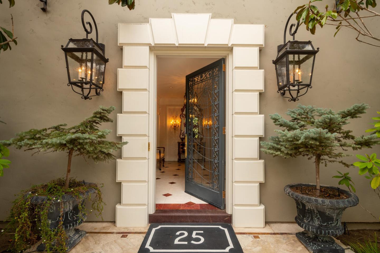 25 Downey WAY Hillsborough, CA 94010