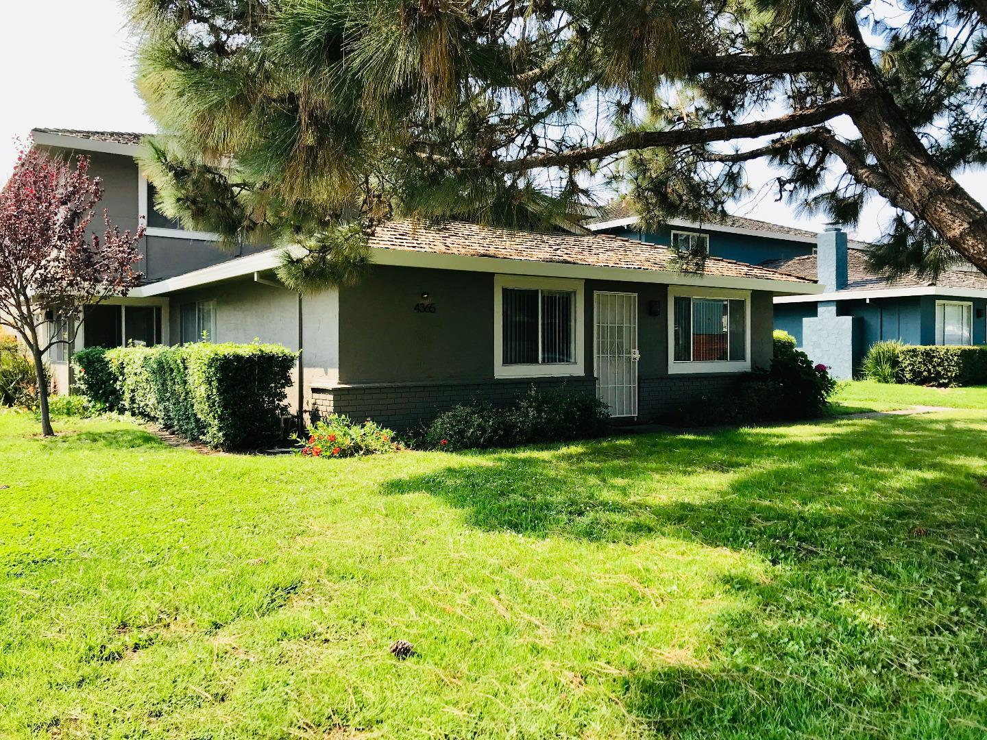 Ground floor, single level unit number one. Desireable Capitola Shores. Community pool and covered parking. Close to Jade Street Park, Capitola Village, Pleasure Point, beaches and shopping. Great opportunity for investor or first time home buyer.