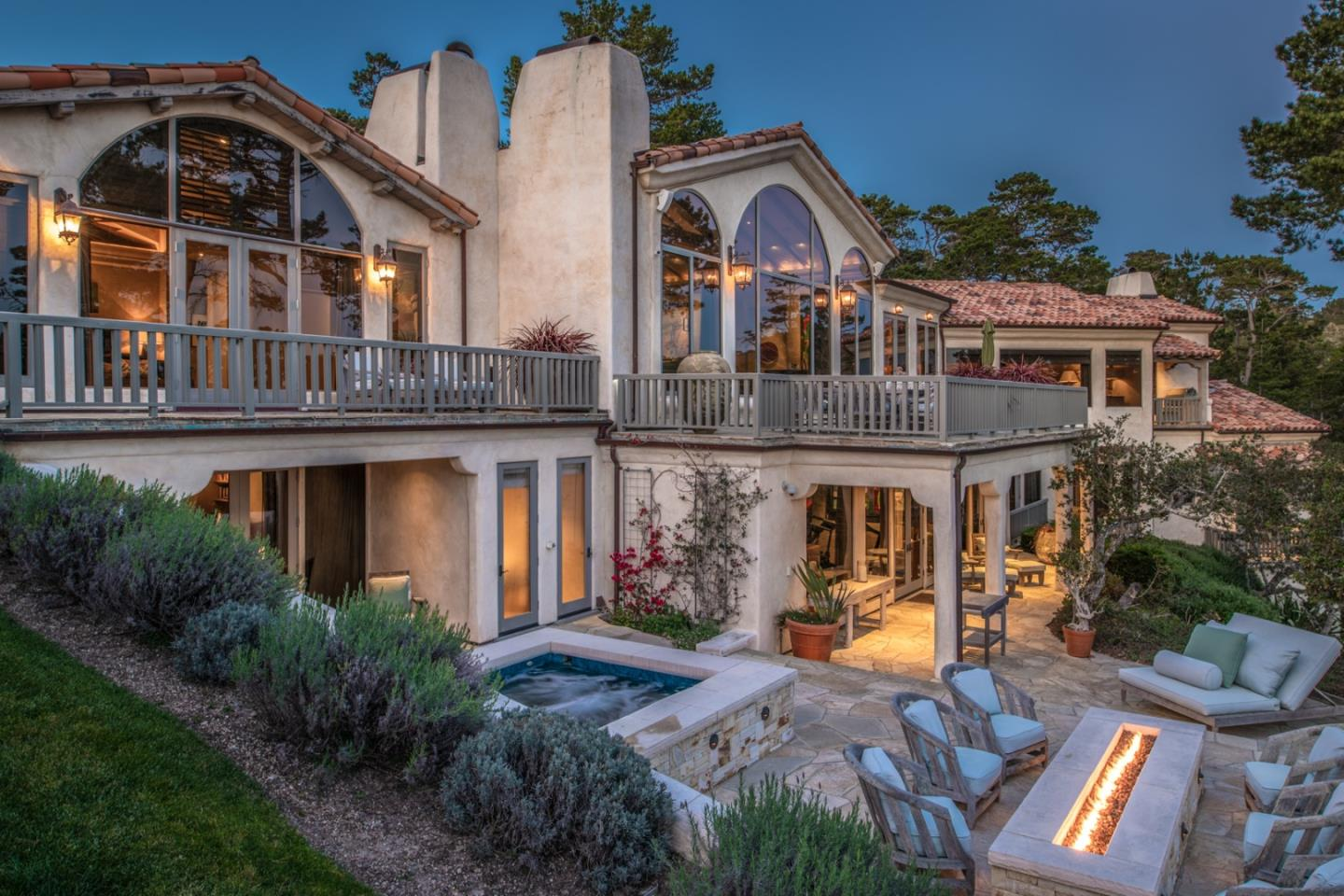 Detail Gallery Image 1 of 27 For Cortez Rd, Pebble Beach,  CA 93953 - 5 Beds | 5/3 Baths