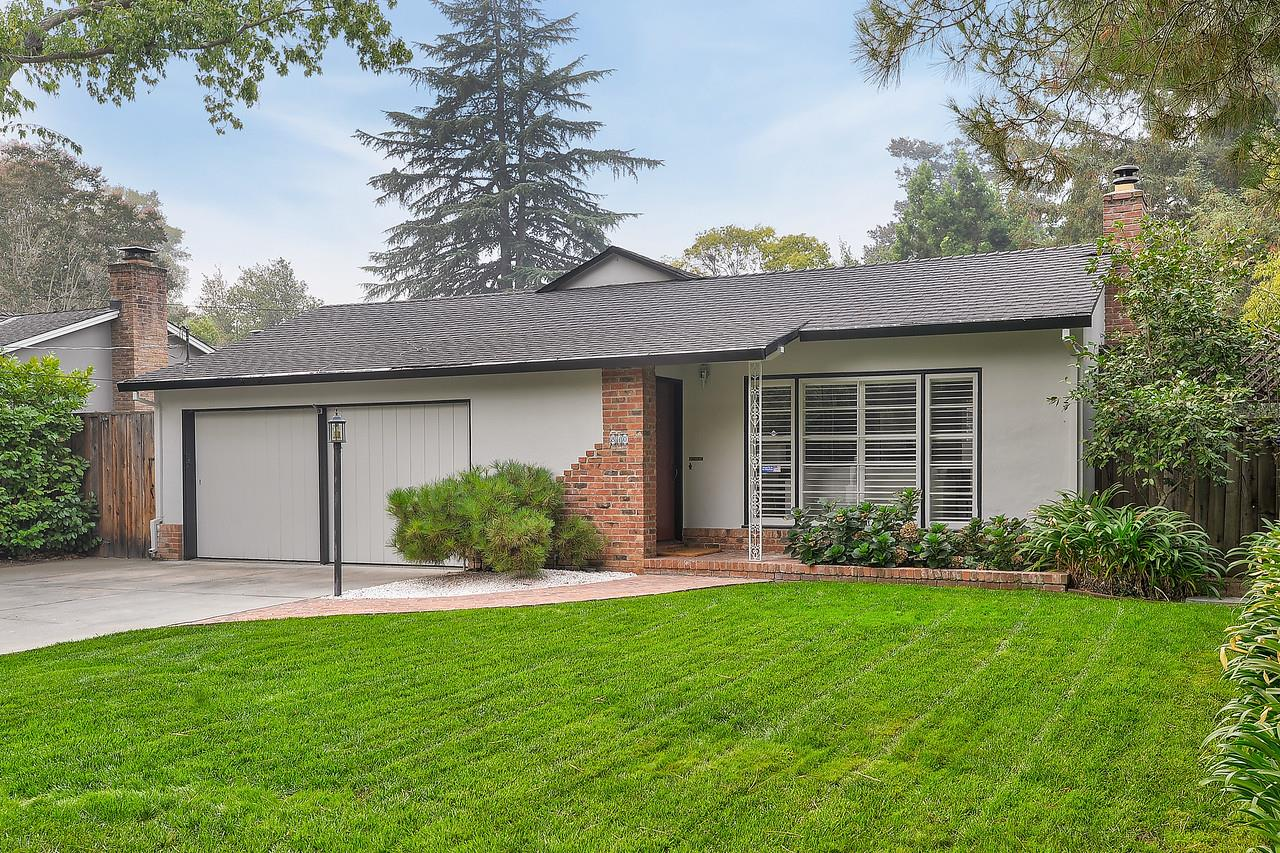 Detail Gallery Image 1 of 1 For 810 Harvard Ave, Menlo Park,  CA 94025 - 3 Beds | 1/1 Baths