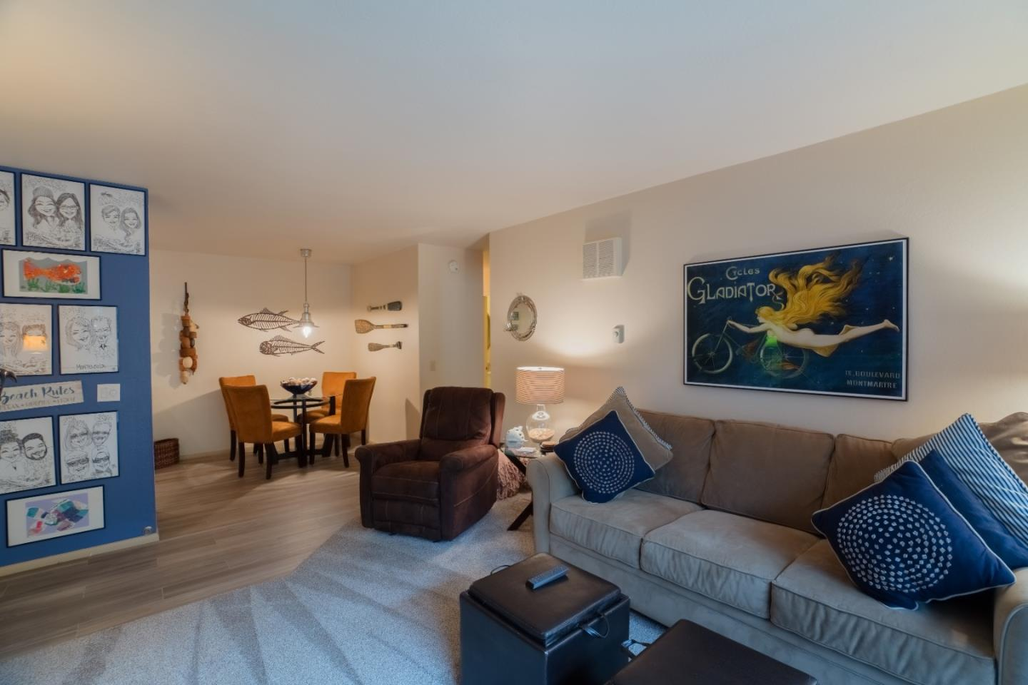 Detail Gallery Image 1 of 1 For 2110 Golden Oaks Ln #2110,  Monterey,  CA 93940 - 1 Beds | 1 Baths