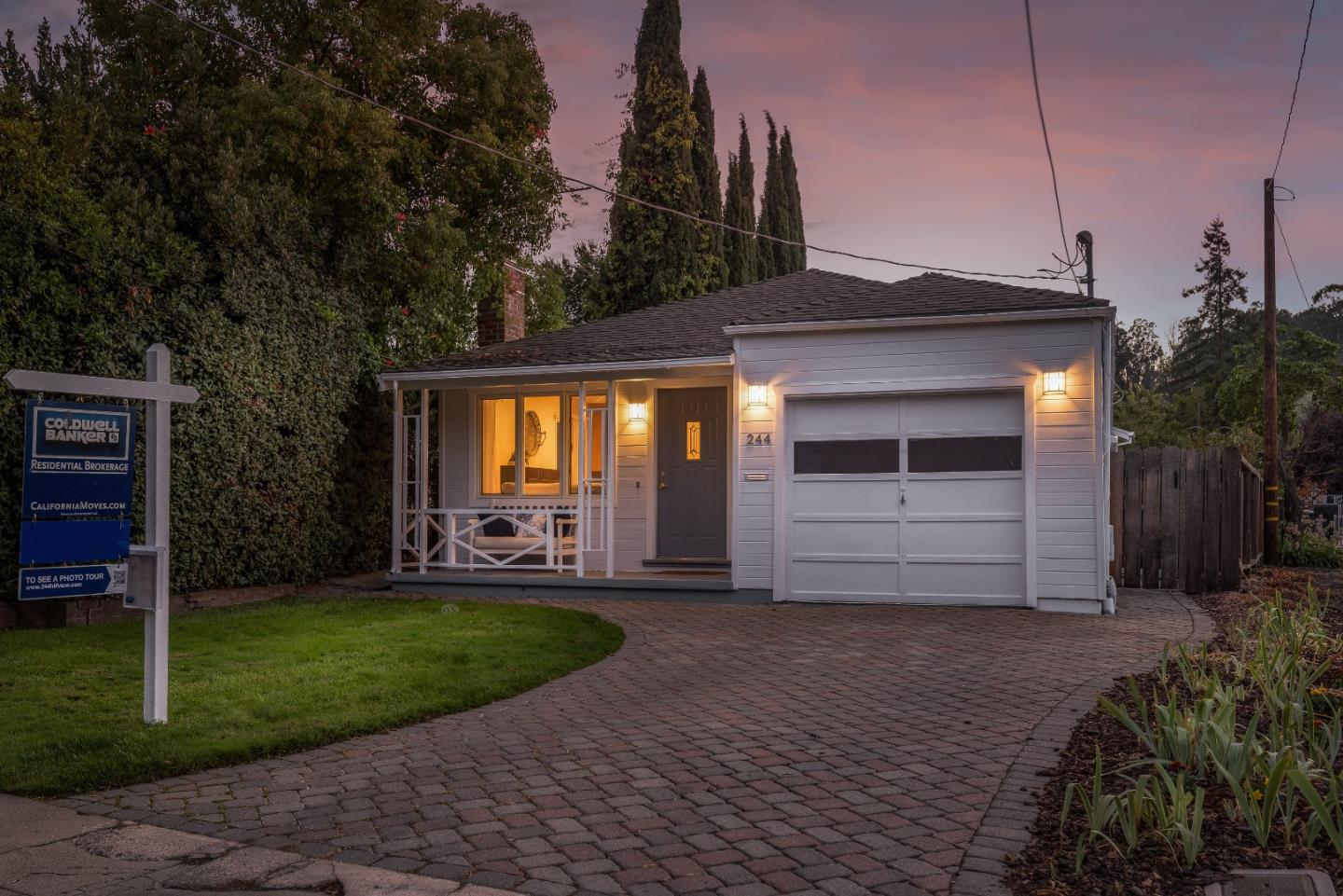 Detail Gallery Image 1 of 1 For 244 Hillview Ave, Redwood City,  CA 94062 - 3 Beds   2 Baths