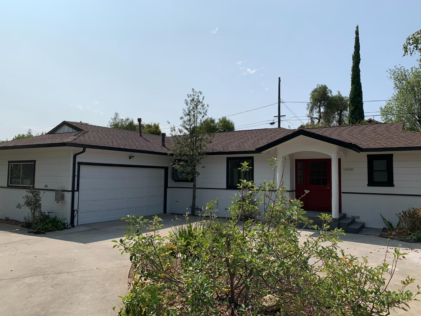 Detail Gallery Image 1 of 1 For 1880 Granger Ave, Los Altos,  CA 94024 - 4 Beds   2 Baths