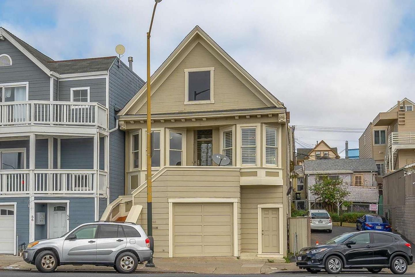 Detail Gallery Image 1 of 24 For 50 Monterey Blvd, San Francisco,  CA 94131 - 2 Beds | 1 Baths