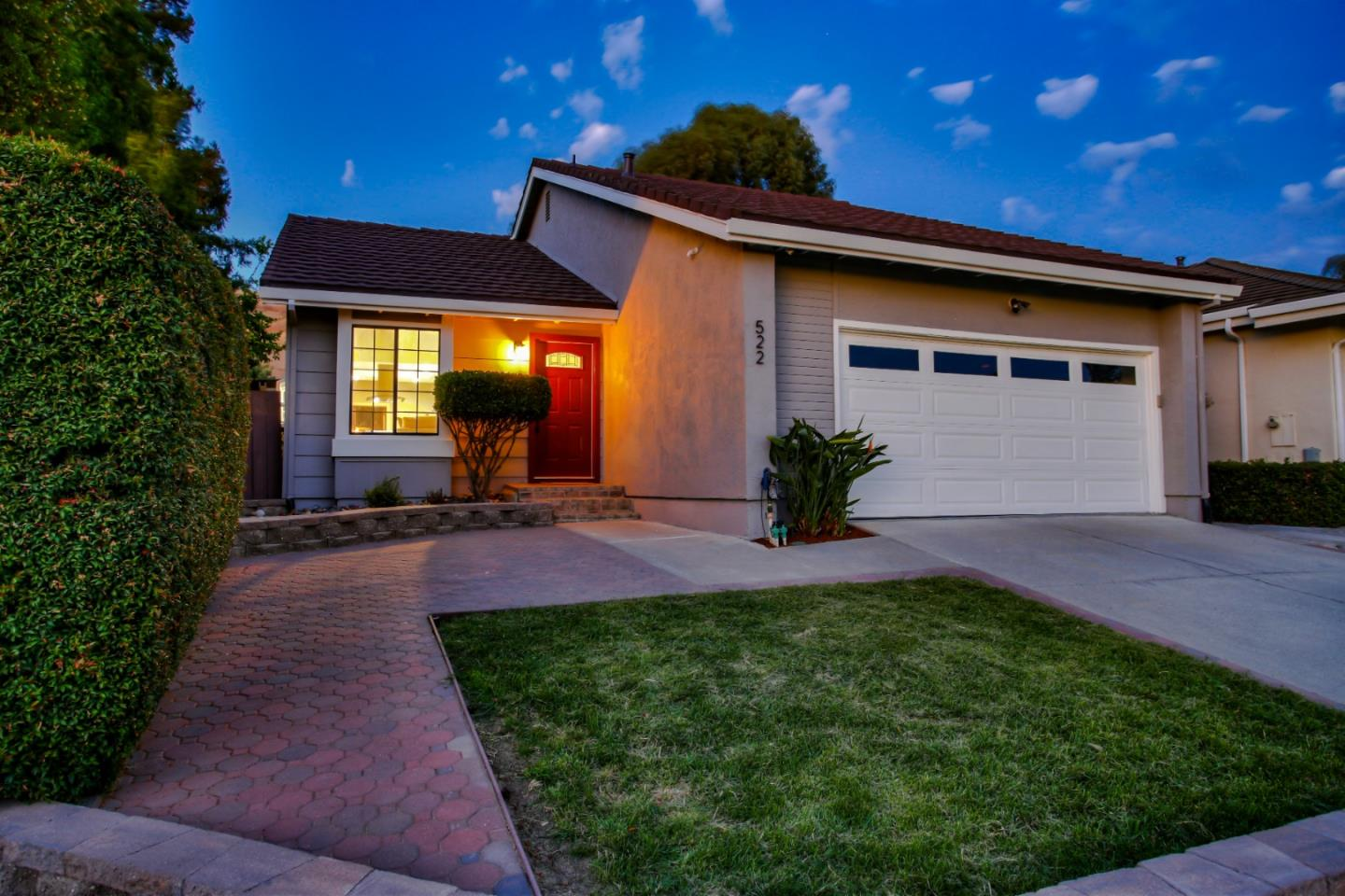 Detail Gallery Image 1 of 1 For 522 Bayview Park Dr, Milpitas,  CA 95035 - 3 Beds | 2 Baths