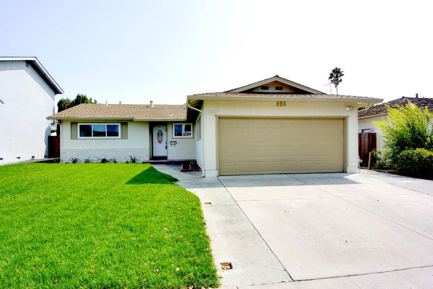 Detail Gallery Image 1 of 1 For 1252 Olympic Dr, Milpitas,  CA 95035 - 3 Beds | 2 Baths