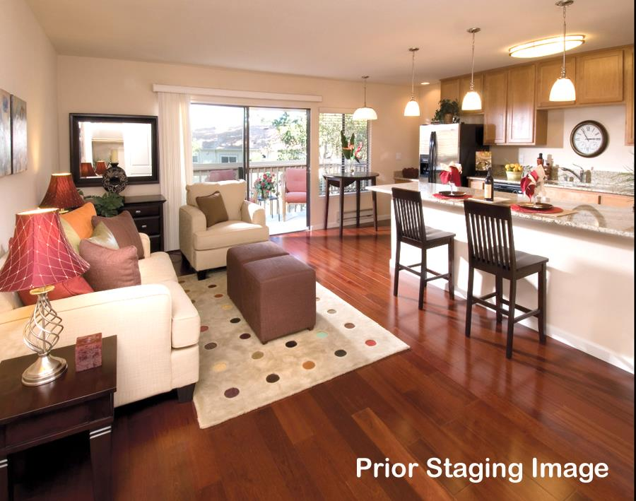 Detail Gallery Image 1 of 1 For 300 Glenwood Cir #280,  Monterey,  CA 93940 - 1 Beds | 1 Baths