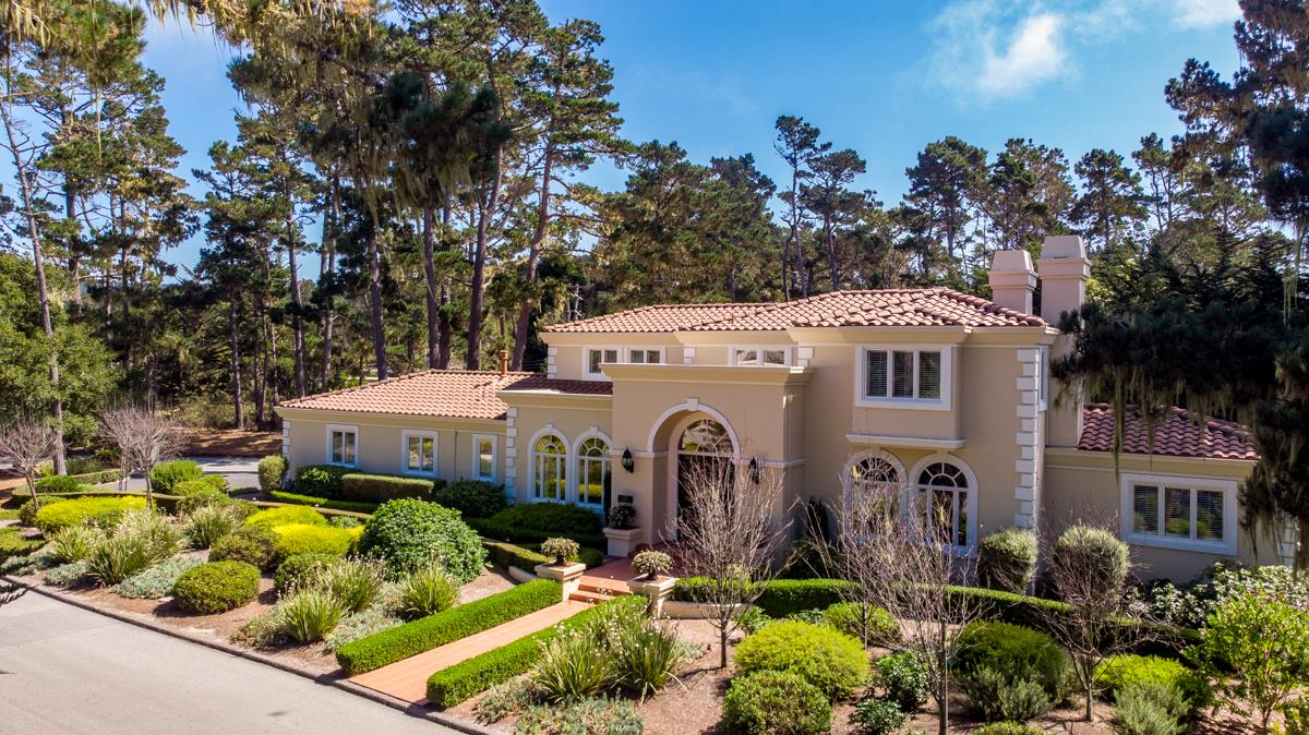 Detail Gallery Image 1 of 1 For 1226 Bristol Ln, Pebble Beach,  CA 93953 - 3 Beds | 3/1 Baths