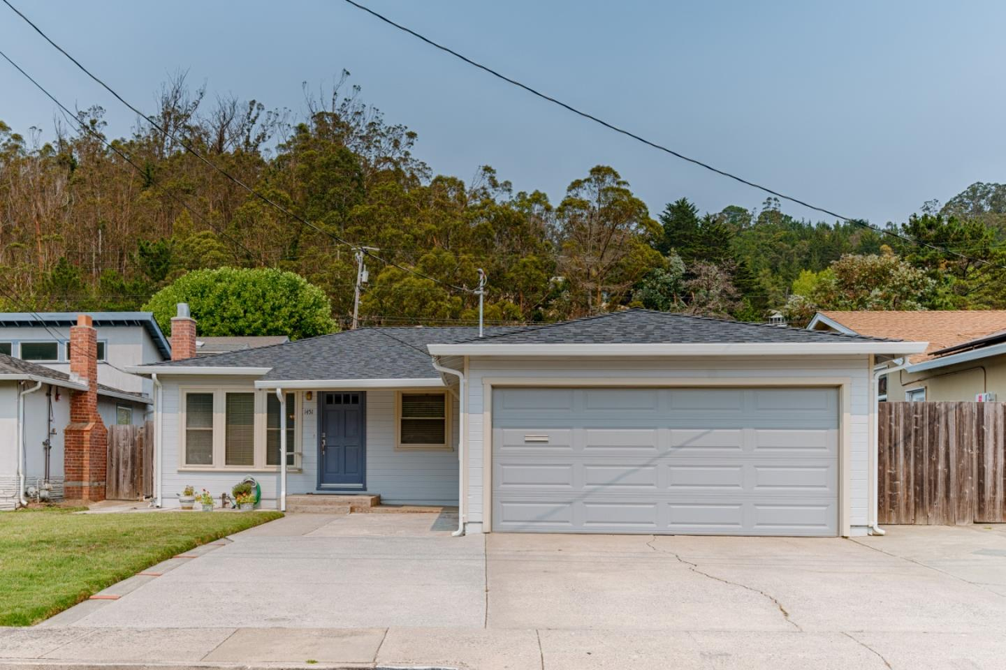 Detail Gallery Image 1 of 1 For 1451 Serra Dr, Pacifica,  CA 94044 - 3 Beds | 2 Baths