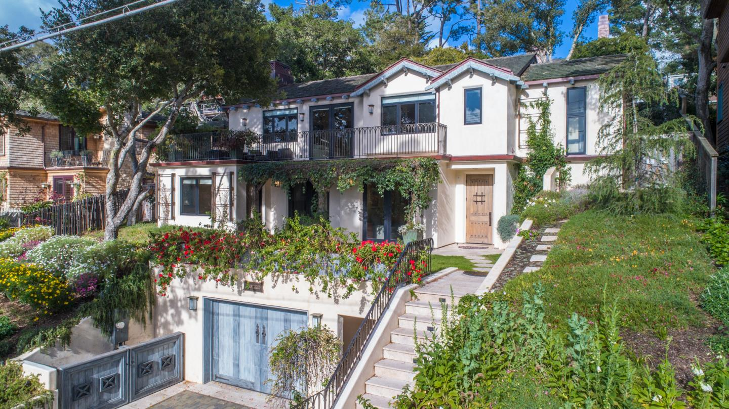 Detail Gallery Image 1 of 1 For 0 Monte Verde 2 Ne Of 3rd Ave, Carmel,  CA 93921 - 4 Beds | 4/1 Baths