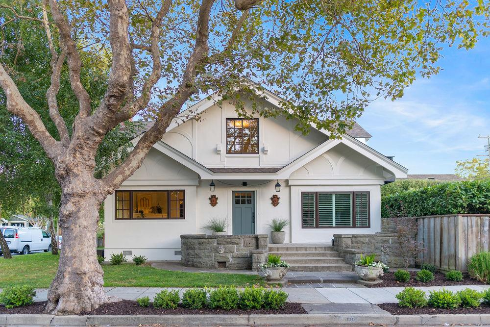 Detail Gallery Image 1 of 1 For 1601 Broadway, Burlingame,  CA 94010 - 3 Beds   2 Baths