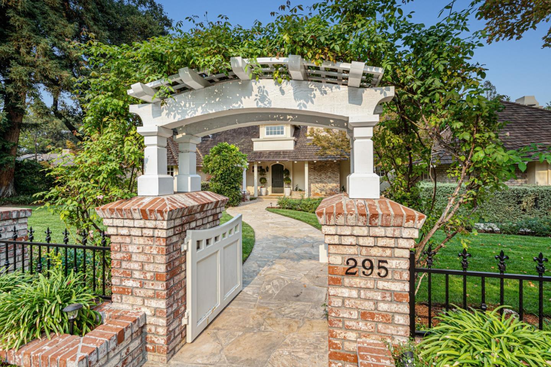 Detail Gallery Image 1 of 1 For 295 Covington Rd, Los Altos,  CA 94024 - 4 Beds | 3/1 Baths