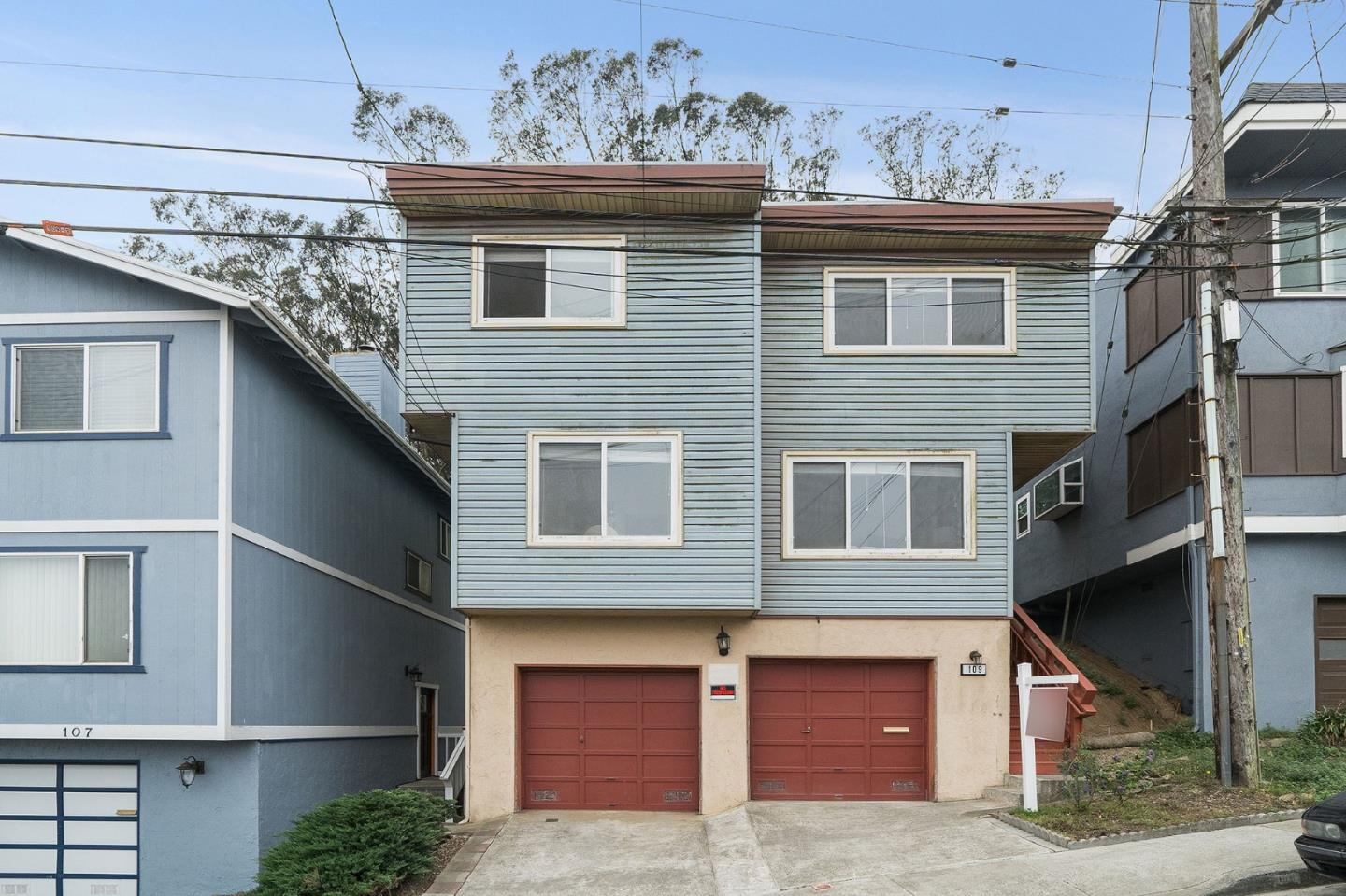 Detail Gallery Image 1 of 1 For 109 Alta Vista Way, Daly City,  CA 94014 - 3 Beds | 1/1 Baths