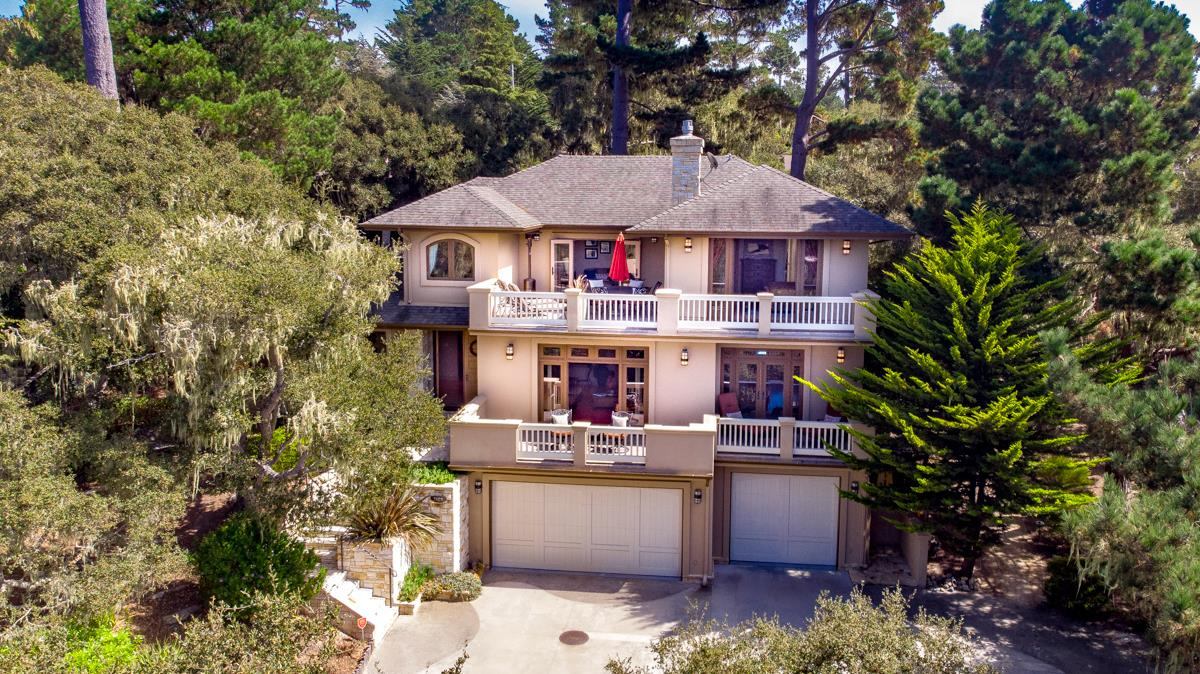 Detail Gallery Image 1 of 1 For 3101 Hermitage Rd, Pebble Beach,  CA 93953 - 4 Beds | 3/1 Baths