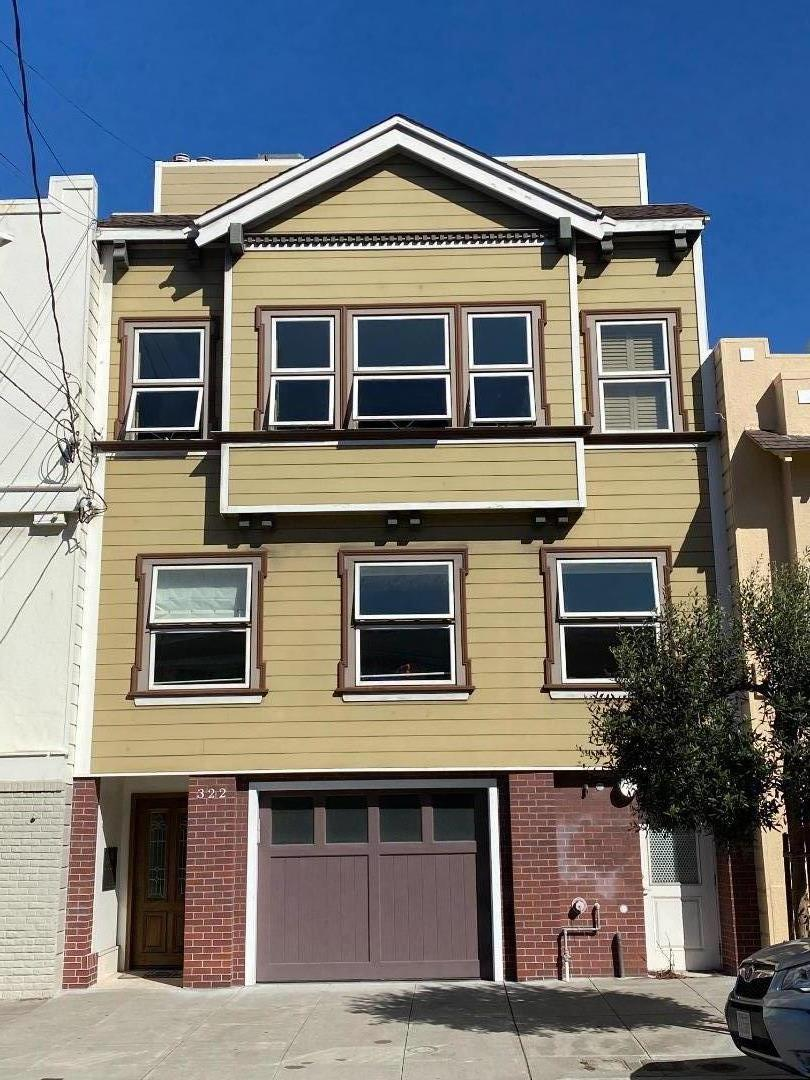 Detail Gallery Image 1 of 1 For 322 22nd Ave #301,  San Francisco,  CA 94121 - 2 Beds | 2 Baths