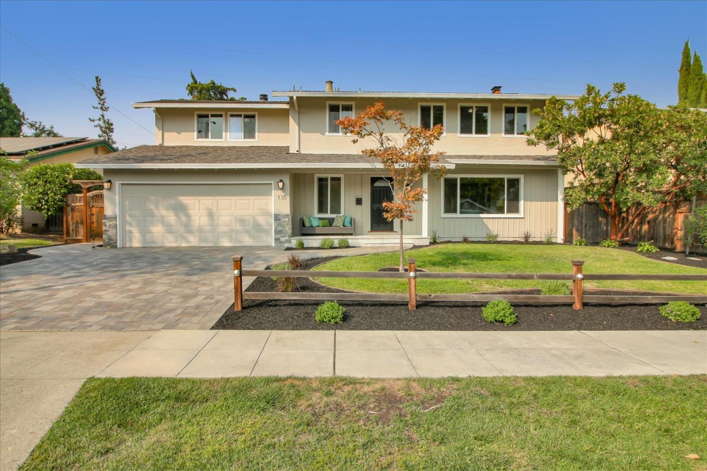 Detail Gallery Image 1 of 1 For 135 Anne Way, Los Gatos,  CA 95032 - 5 Beds | 2/1 Baths