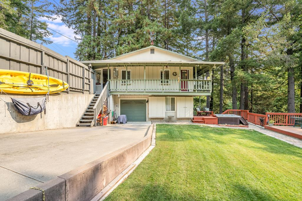 Detail Gallery Image 1 of 1 For 24126 Big Basin Way, Saratoga,  CA 95070 - 2 Beds | 1 Baths