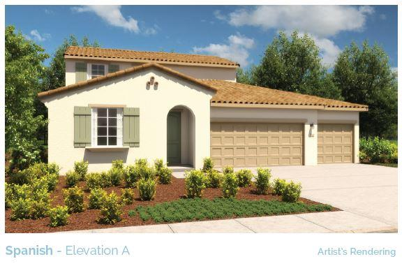 Detail Gallery Image 1 of 3 For 705 Appaloosa Way, Hollister,  CA 95023 - 4 Beds   2/1 Baths