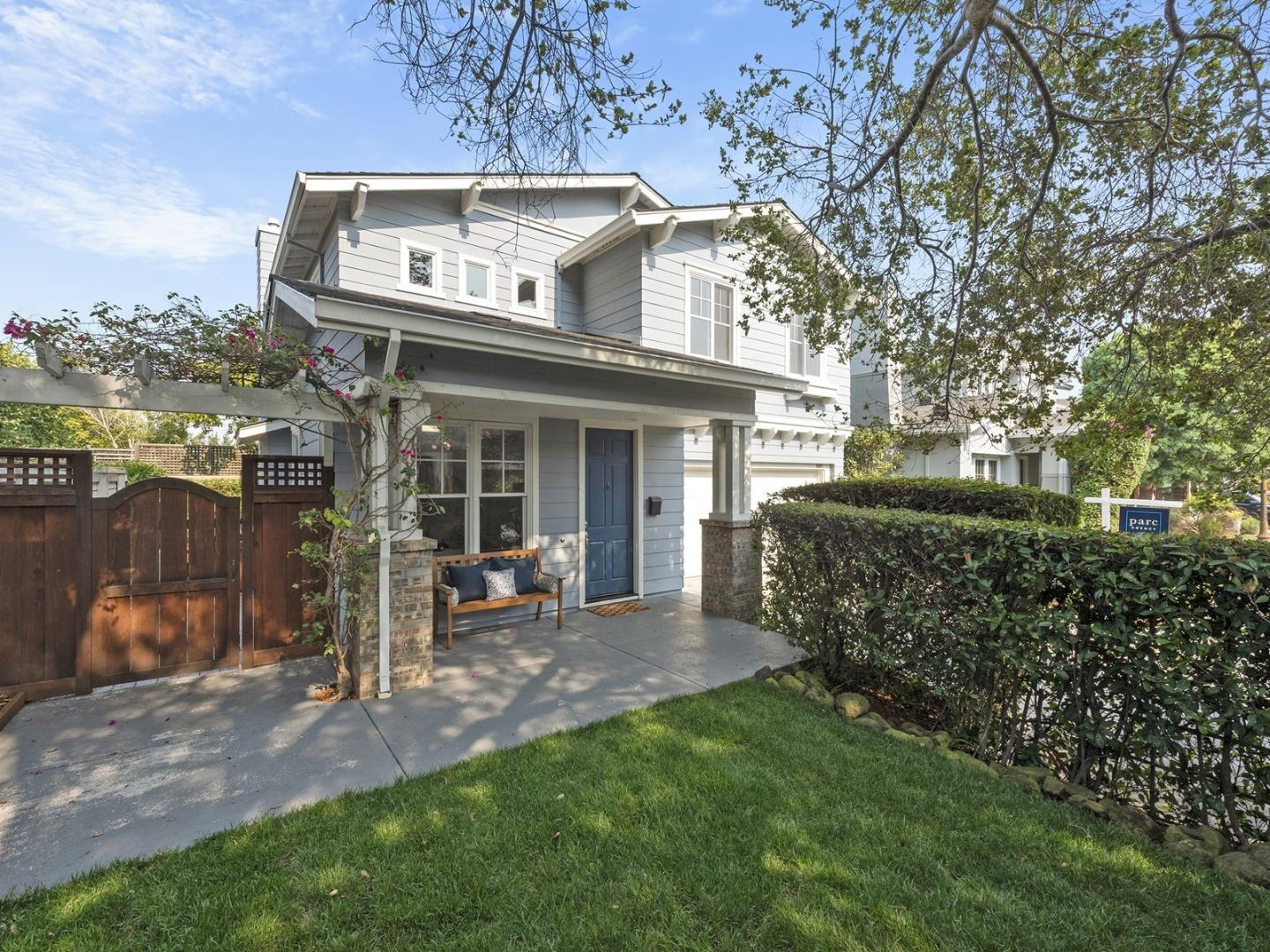 Detail Gallery Image 1 of 1 For 580 Barron St, Menlo Park,  CA 94025 - 3 Beds | 2/1 Baths
