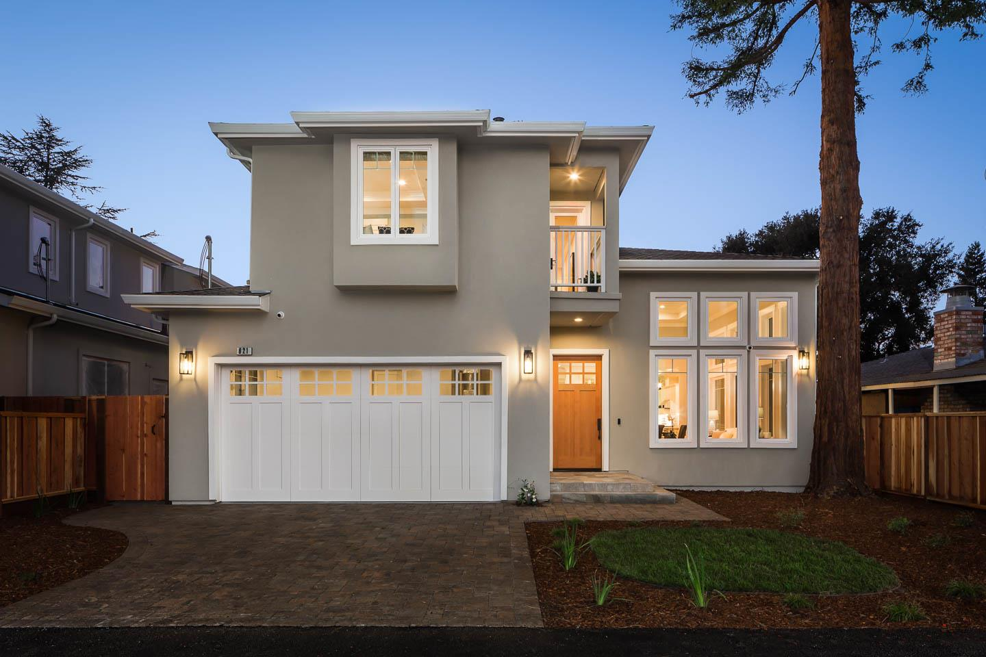 Detail Gallery Image 1 of 1 For 621 12th Ave, Menlo Park,  CA 94025 - 4 Beds   4/1 Baths