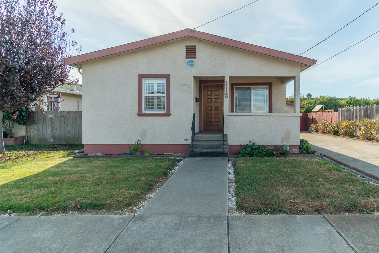 Detail Gallery Image 1 of 1 For 112 Alvarado St, Watsonville,  CA 95076 - 3 Beds | 1 Baths