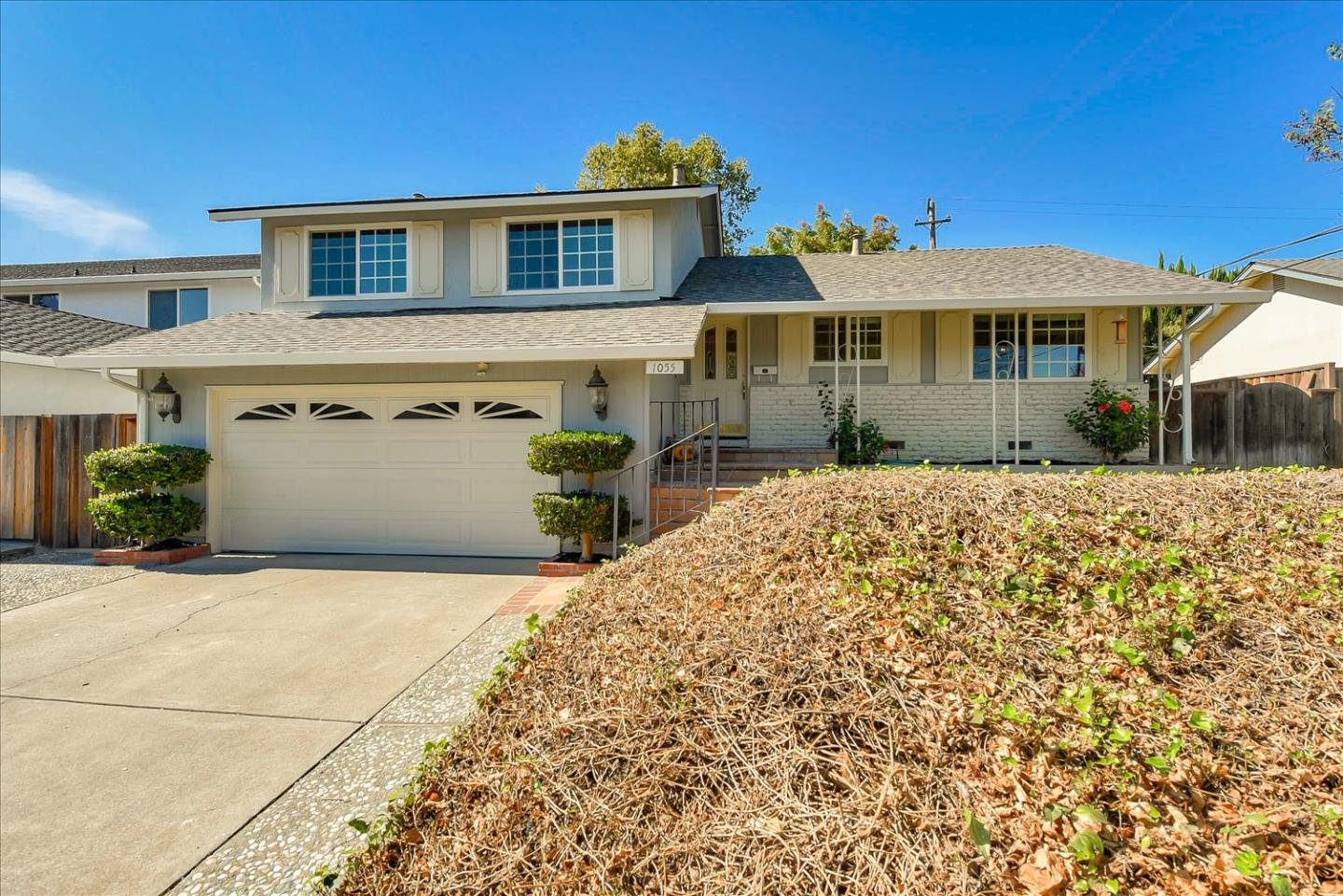 Detail Gallery Image 1 of 1 For 1055 Wunderlich Dr, San Jose,  CA 95129 - 3 Beds | 2/1 Baths